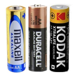 lr6 batterie